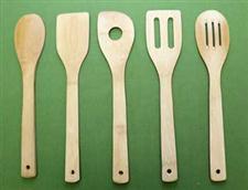 Bamboo SpoonSet fessée