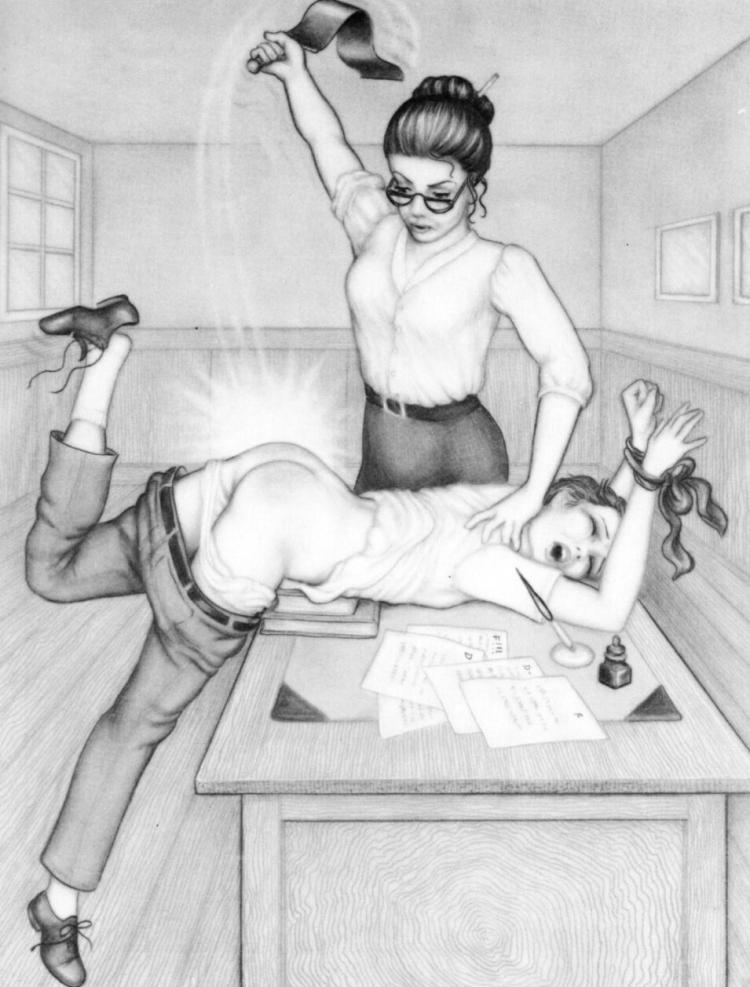 dessin spank2